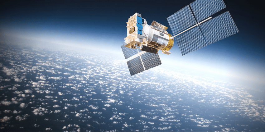 Global Positioning System satellites are used for both real-time and passive GPS tracking.