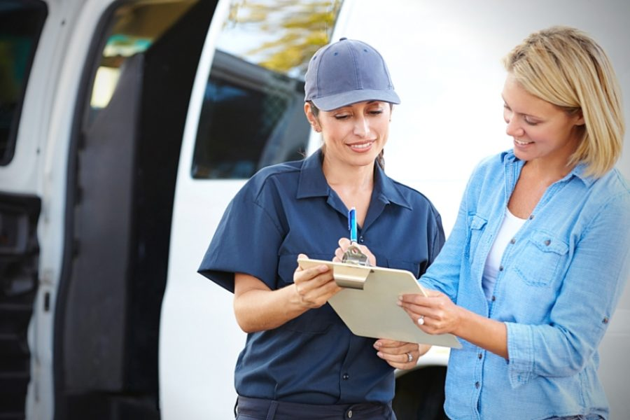 How a GPS Based Fleet Management System Improves Customer Satisfaction