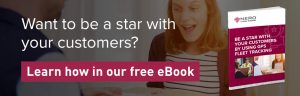 Be a Star With Your Customers By Using GPS Fleet Tracking eBook: end post CTA
