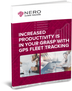 Increased Productivity is in Your Grasp with GPS FLeet Tracking