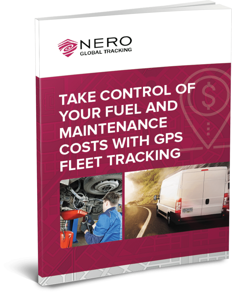 Take Control of Your Fuel and Maintenance Costs with GPS Fleet Tracking