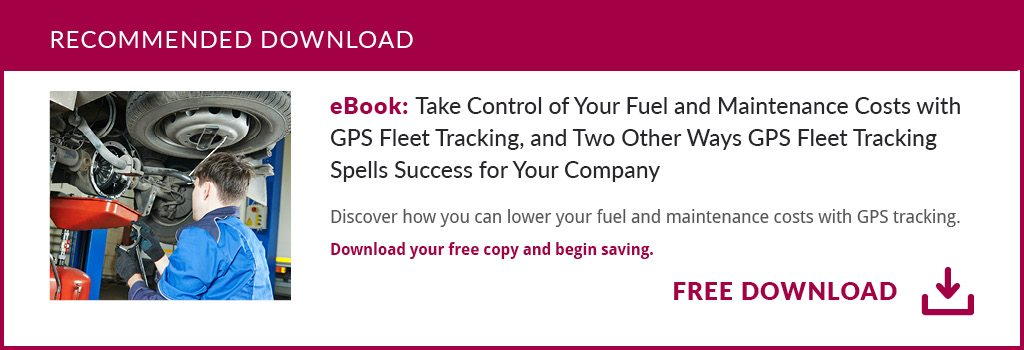 Take Control of Your Fuel and Maintenance Costs with GPS Fleet tracking ebook: mid-post CTA