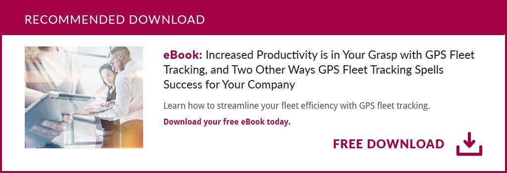 Increased productivity with GPS fleet tracking eBook mid-cta