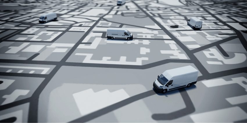 Optimize your fleet's routes with GPS fleet tracking software.