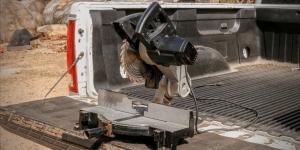 Pickup trucks have the advantage of versatile flatbeds.