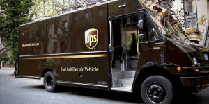 UPS are developing fuel cell powered delivery vans.