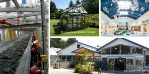 Port Kells Businesses: IEM Ltd., BC Greenhouse Builders Limited, Method Innovates, Port Kells Nurseries