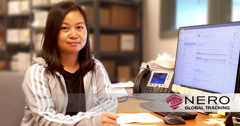 Portrait of Samantha Fung, Fulfillment Coordinator