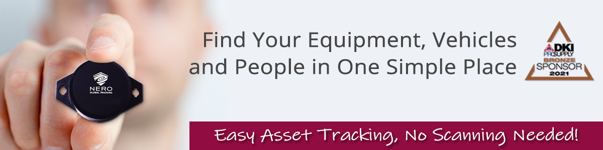 Easy Asset Tracking, No Scanning Required